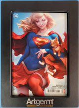 Artgerm Select Raw Comic Frame