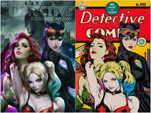 Load image into Gallery viewer, Detective Comics #1000 Artgerm Collectibles Exclusive Two Book Set