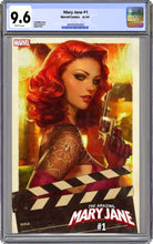 Load image into Gallery viewer, The Amazing Mary Jane #1 Variant Graded 9.6