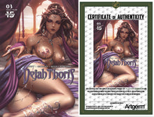 Load image into Gallery viewer, Signed with Metal COA Deja Thoris #3 Kunkka Cover (2/20/20 Release)