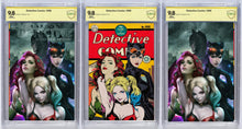 Load image into Gallery viewer, Detective Comics #1000 Artgerm Collectibles Exclusive Three Book Set Graded Guaranteed 9.8