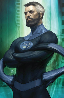 Fantastic Four #3 Mr Fantastic Virgin Variant