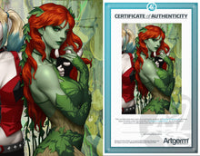 Load image into Gallery viewer, Signed with Metal COA Harley and Ivy #1 Artgerm Variants (PRE-ORDER - 9/4/2019 release date)
