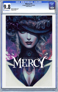 Mercy #1 Artgerm Variant Graded (3/4/20 Release)