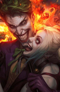 Joker 80th Anniversary Super Spectacular Artgerm Collectibles Exclusive Passion Variant (Release 4/29/20)