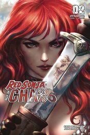 Red Sonja Age of Chaos #2 Kunkka variant incentive
