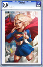 Load image into Gallery viewer, Supergirl #40 DCWJ Variant CGC 9.8 (3/25/20 Release)