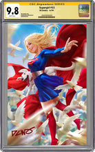 Load image into Gallery viewer, Supergirl #34 Variant Graded