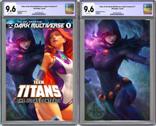 Load image into Gallery viewer, Tales From The Dark Multiverse The Judas Contract #1 Artgerm Collectibles Exclusive Raven Set Graded CGC