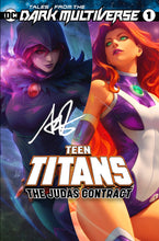 Load image into Gallery viewer, Tales From The Dark Multiverse The Judas Contract #1 Artgerm Collectibles Exclusive Trade Dress