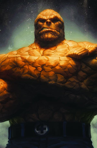 Fantastic Four #2 Unknown Comics Exclusive The Thing Virgin Variant