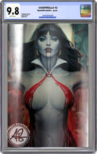 Load image into Gallery viewer, Vampirella #2 FOIL Virgin Artgerm Colletibles Exclusive CGC Graded Guaranteed 9.8 (PRE-ORDER - 8/21/2019 release date)