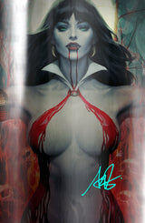 Vampirella #2 FOIL Virgin Artgerm Colletibles Exclusive (8/21/2019 release date)