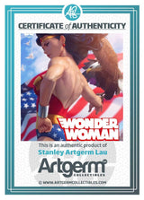 Wonder Woman #750 Artgerm Collectibles Exclusive Trade Dress