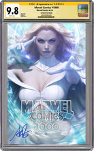 Load image into Gallery viewer, Marvel Comics #1000 Artgerm Collectibles Exclusive Trade Dress Graded 9.8