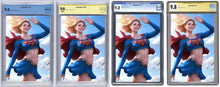 Load image into Gallery viewer, Supergirl #28 Artgerm Var Signed And Graded Guaranteed 9.8 (PRE-ORDER)