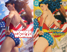Load image into Gallery viewer, Wonder Woman #750 Artgerm Collectibles Exclusive 2 Book Set