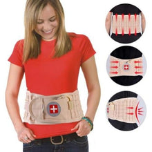 Load image into Gallery viewer, Lucobelt™ Spine Decompression and Lumbar Support Belt