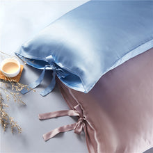 22 Momme Terse Double-Sided Lacing Silk Pillowcase
