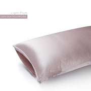 22 Momme Terse Double-Sided Silk Pillowcase-Multi-color optional