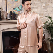 25 Momme Luxury Chic Silk Pajamas Set for Men