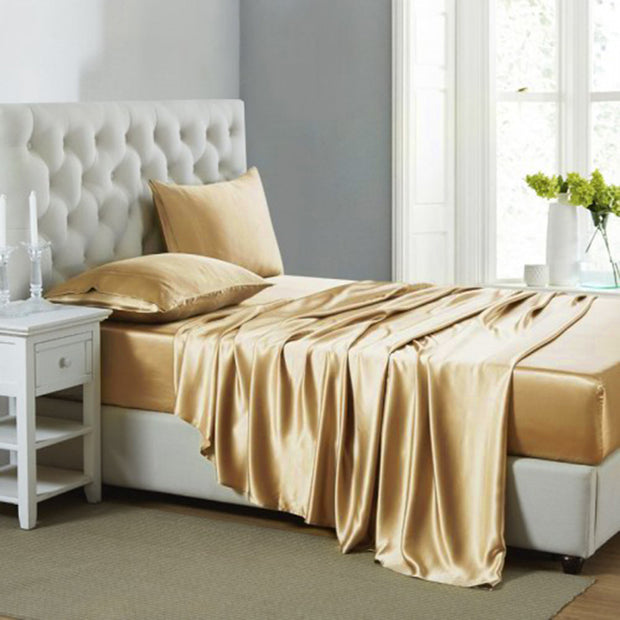 22 Momme Silk Sheets Set | 4pcs