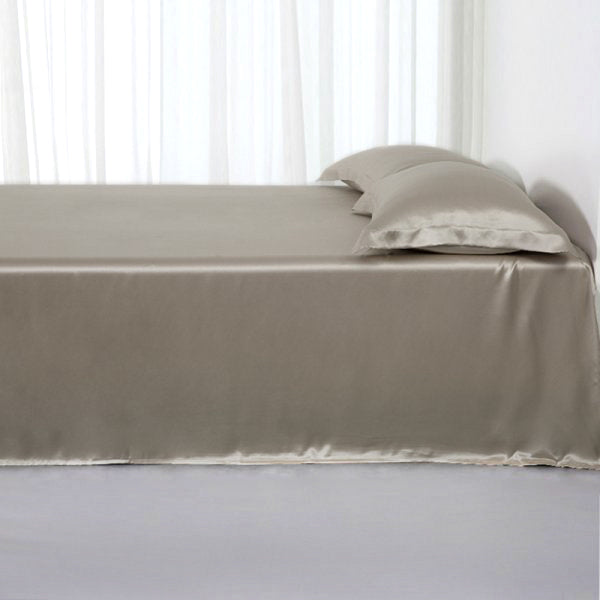 19 Momme Silk Flat Sheets