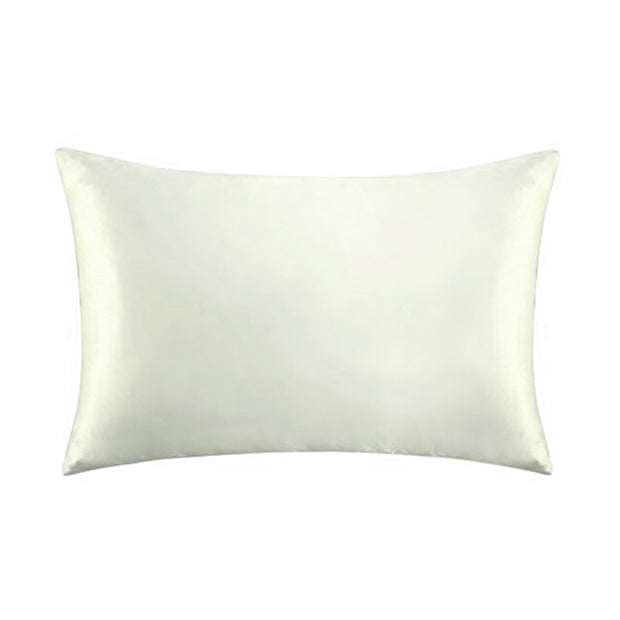 19 Momme Both Sides In Mulberry Silk Pillowcase | Sheets Matching Colors | Hidden Zipper Closure