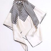 19 Momme Simple Style New Silk Scarves