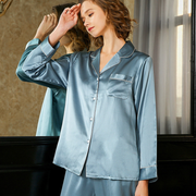 22 Momme Classic Heavy Silk Pajamas Suit