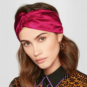 19 Momme Comfortable Silk Headband