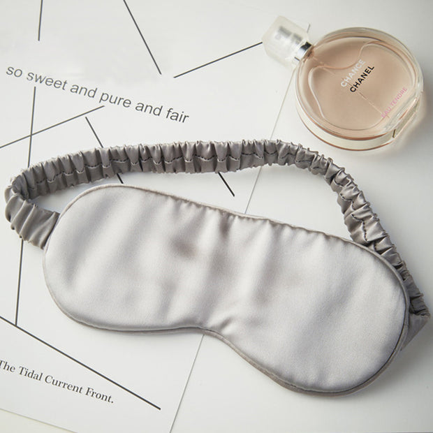 19 Momme 100% Silk Eye Mask