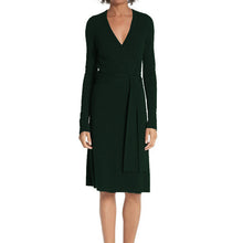 Women Elegant Temperamental Cashmere Dress