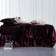 22 Momme Silk Duvet Cover Set | 4pcs