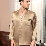 30 Momme Luxury Silk Pajamas Set for Men