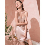 19 Momme Women's Classic Silk Nightgown 2019
