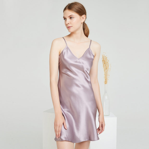 19 Momme Classic Silk Nightgown | Multi-Colors Selected
