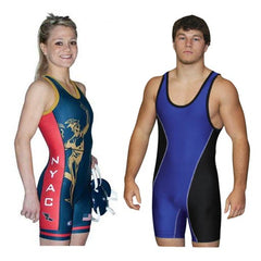 Buy wrestling singlets for all sizes and shapes