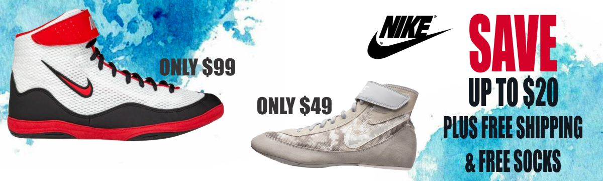 Save on Nike Inflicts and Youth Speedsweep