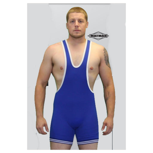 Clinch Performance Singlet White - Suplay.com