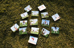 Cartas de Yoga Bowspring