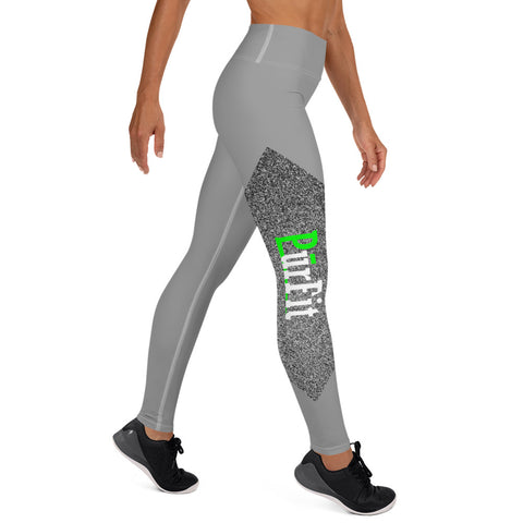 Woman wearing PurFit Static Exercise Leggings