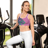PurFit Rad Like You sports bra