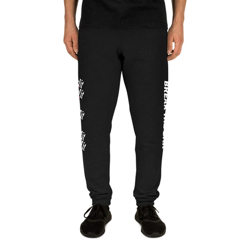 PurFit black sweat jogging pants