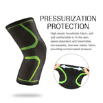 REXCHI 1 PC Nylon Knee Compression