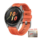 Huawei GT Smartwatch with a orange band and free gift