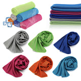 Fast Drying Cooling Smell-Proof Microfiber Sport Towel
