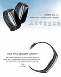 Huawei Honor Band 4 with description