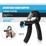 REXCHI 5PC Adjustable Hand Grip