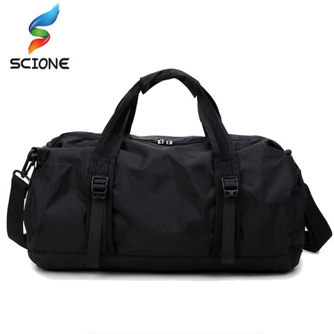 Scione - Waterproof Large Duffel Gym Bag